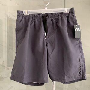 New O'NEILL swim shorts sz medium